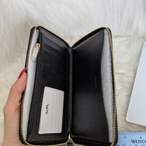 Coach Bags - Black wallet - coach